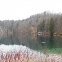 Озеро в Альпах :: Мила