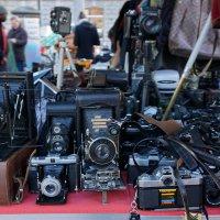Фотографии из поездки Цюрих. Блошиный рынок. :: Murat Bukaev
