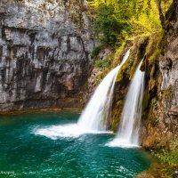 водопад :: Андрей Данилов