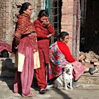 Непал: люди, лица... :: Tatiana Belyatskaya