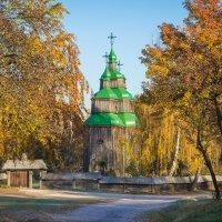 Старая церковь :: Андрей Нибылица