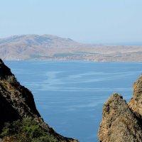 Течения Чёрного моря :: Ирина Фирсова