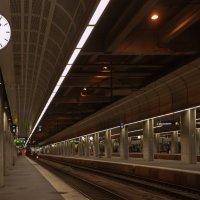 поезд ушёл :: liudmila drake