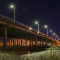 Мост 1 :: Максим Воркунков