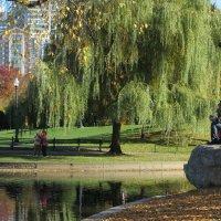 Осень в Бостоне :: anna borisova