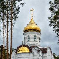 Среднеуральский женский монастырь. :: Константин Ушмаев