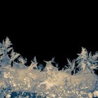 Снежинчитый лес :: Анатолий Piligrim54 Крюков