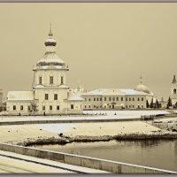меж осенью и зимой ... :: Юрий Ефимов