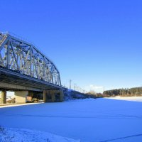 Мост. :: Мила Бовкун