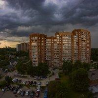 вид из окна :: Андрей Медников