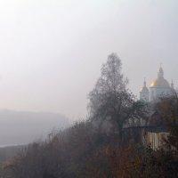 Туманный Полоцк :: Сергей Черник