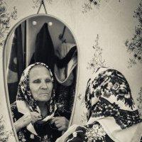 """""""видать зеркало постарело"""" :: Ната Анохина"""