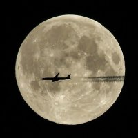 полет в ночи :: Андрей