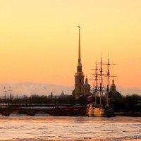 Первый лёд :: ПетровичЪ,Владимир Гультяев