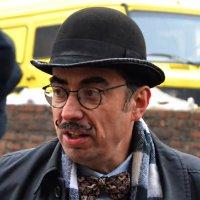 «Эркюль Пуаро» - литературный персонаж Агаты Кристи...1.........(«Встречи в городе Львов») :: Aleks Nikon.ua