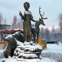 Хозяйка медной горы :: Александр Смирнов