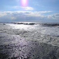 Шторм ноября на Черном море 1 :: Олег Романенко