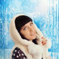 Новогодняя фотосессия в студии :: марина алексеева