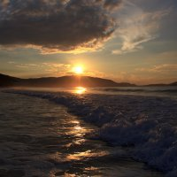 Рассвет у моря :: Kogint Анатолий