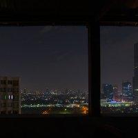 Джакарта,отель,32й этаж :: Александр
