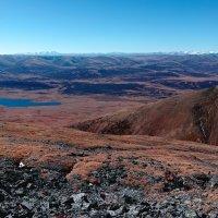 Горы Алтая :: Егор Балясов