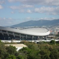 Стадион Мира и Дружбы. Пирей,Греция :: Natalia Harries