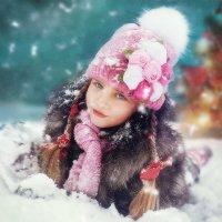 "Дашенка ""Привет от Снегурочки""! ) :: Андрей Молчанов"