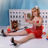 кукла Наташа :: Юрий Сидоров