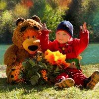 Рисуем осень :: Anna Dontsova
