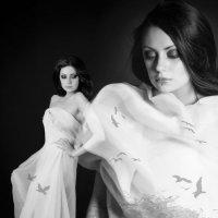 Одинокая птица :: Катерина Демьянцева