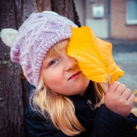 osenniy portret :: julia julia