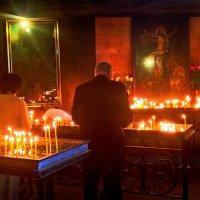 ЕРЕВАН. Викариальная церковь Сурб Саргис :: Tata Wolf