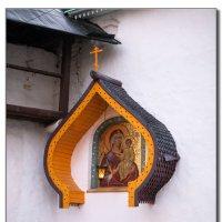 В Псково-Печерском монастыре... :: Сергей Величко