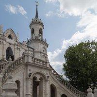 Парадная лестница в храм :: Светлана