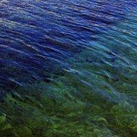 прозрачное море :: Александр Корчемный