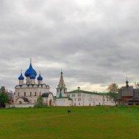 Суздаль, Архиерейские палаты :: Бронислав Богачевский