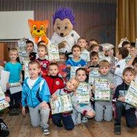 Репортаж с детского праздника по Тхэквондо г. Воронеж :: Дарья Казбанова