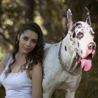 Катя и Бэлла :: Maddena Gnani
