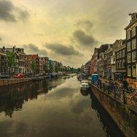 Каналы Амстердама 2 :: Дмитрий .