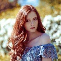 Beauty Redhead :: Евгений MWL Photo