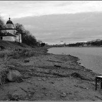 Река Великая. В ожидании очередного рыбака... :: Fededuard Винтанюк