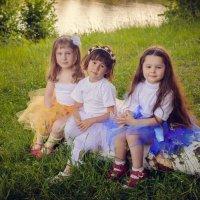 Три феи! :: Елена Пахомова