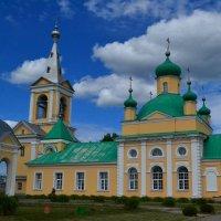 Введено-Оятский женский монастырь :: Елена Павлова (Смолова)