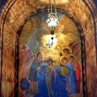 Армения. Ереван.Викариальная церковь Сурб Саргис :: Tata Wolf