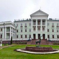 """Парк-отель """"Морозовка"""". :: Oleg4618 Шутченко"""