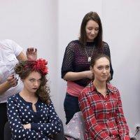 Неделя моды в Екатеринбурге (бекстейдж) :: Ольга Шистерова