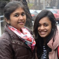Две девушки-индуски :: Асылбек Айманов