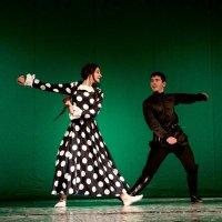 Танец :: Азамат Битаров