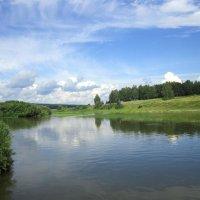 Река Иня . :: Мила Бовкун