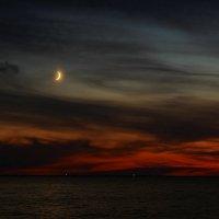 Ночь над... :: Скиталец Сан
